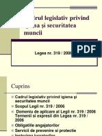 Cadrul legislativ privind igiena şi securitatea muncii.pps