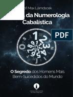 Biblia Da Numerologia Cabalistica
