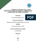 80939698-Informe-de-laboratorio-de-quimica-organica-Metodos-de-separacion-destilacion-simple-y-fraccionada-ESPOL.pdf
