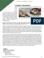 Composición (Artes Visuales) - ARTE Y PATRI