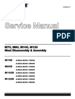 Caterpillar Cat M80D 3648 VOLT 7FG00600 Service Repair Manual SN:A1EC4-60001.pdf