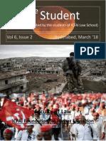 ICFAI Law School Online Magazine - March 2018.pdf