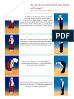 How to Perform the Fardh of Salat Al-Fajr With Images