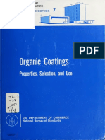Organic Coatings Book