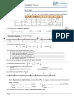 Ficha de preparação 1º Teste