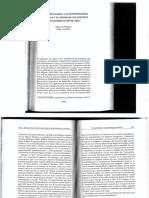 Mignolo - Posoccidentalismo, Las Epistemologias..