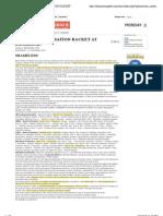 091104 Dyaryo Magdalo - Double-compensation Racket at Landbank