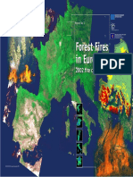 03 Forest Fires in Europe 2005