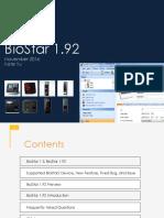 BioStar 1.92 Introduction
