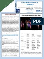 Carrabelle Chamber of Commerce E-Newsletter for December 21st