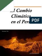 Tercer Doc Cambio Climatico en El Peru