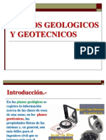 2 Planos Geologicos y Geotecnicos(Geomecanica Minera)