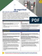Brady Safety Arc Flash Safety Check Up Latin America