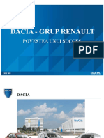 Proiect - Marca Dacia