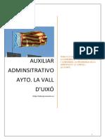 Tema 9 Estatuto Autonomia c. Valenciana