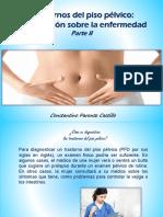 Constantino Parente Castillo - Trastorno Piso Pelvico II