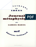 Journal Metaphysique