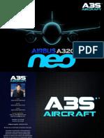 Revista Airbus A320neo A3S Aircraft