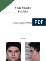 Stage Makeup Portfolio