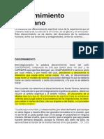 P Jorge Maria Naranjo OCD Discernimiento Teresiano