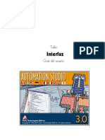 Interfaz E-S_Automation Studio 3.0.5