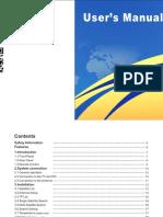 Freesat v8 Manual