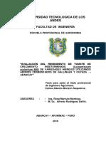 Tesis-Evaluación del rendimiento de tomate.pdf