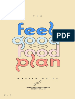Feel Good Food Plan 2019