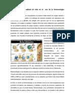Análisis de La Calidad de Vida en El Uso de La Biotecnología