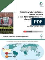 Resumen Sector Forestal