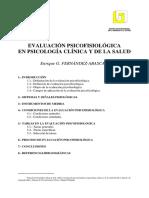 Evaluación Psicofisiológica - E. Garcia Fernandez Abascal