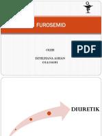 FUROSEMID PPT 1