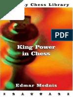 Mednis_King Power in Chess(1982)