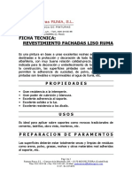 FDA Liso Ruma Ft
