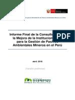 Informe Consultoriainstitucionalidad