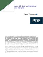 Grant Thornton U S GAAP v IFRS Comparison