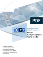 LE Officials Guide to OJJDP Comprehensive Gang Model