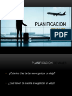 Planificacion de Viajes