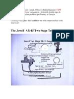 Jewel 2-Stage Trigger