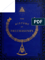 The History Freemasonry Its Antiquities Symbols Constitutions Customs 6