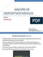 Moviles Clase01 2018-2