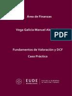 Caso Fundamentos de Valoración y DCF