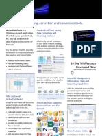 ActiveDataTools 2011 Flyer