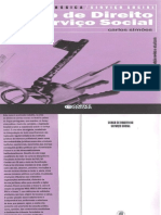 Biblioteca Basica Do Serviço Social Volume 3 Curso de Direito Do Serviço Social-Carlos Simões 3ª edição