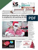 Mijas Semanal nº819 Del 21 al 27 de diciembre de 2018