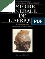 Historia de  África