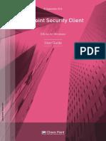 CP E80.64 EPSWindowsClient UserGuide En
