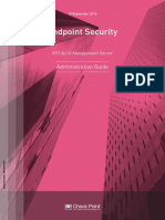 CP R77.30.02 EndpointSecurity AdminGuide