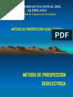 8. METODO GEOELECTRICO