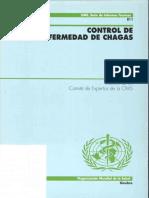 Control de La Enfermedad de Chagas
